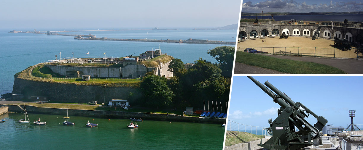Nothe-Fort